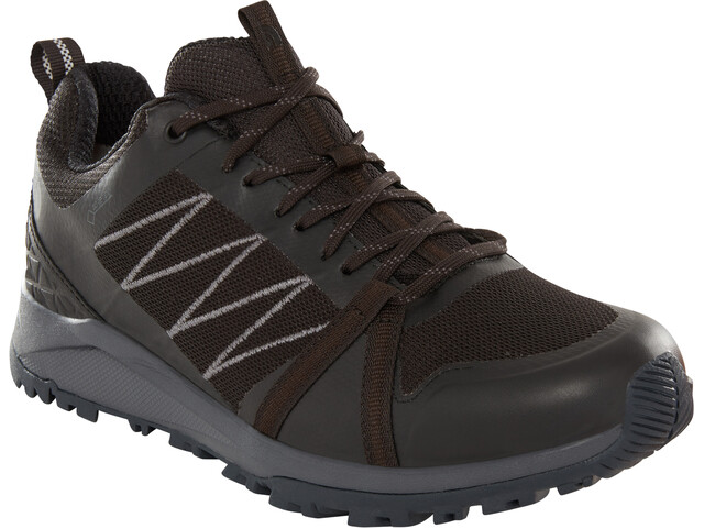 The North Face Litewave Fastpack II GTX Chaussures Femme, tnf black/ebony grey